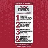 SlimFast Keto Ketone Test Strips,100 Count Box