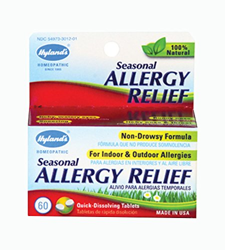 Hylands Allergy Relief Quick Dissolve product image
