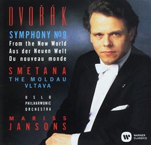 マリス・ヤンソンス(指揮) / アントニン・ドヴォルザーク:交響曲第9番「新世界より」 / ベドルジハ・スメタナ:モルダウ