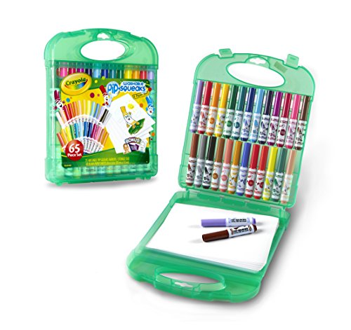 Crayola-Pip-Squeaks-Washable-Markers-Paper-Set-Kids-Travel-Activities-Ages-4-5-6-7