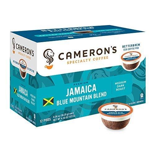 Cameron's 牙买加蓝山咖啡,72颗