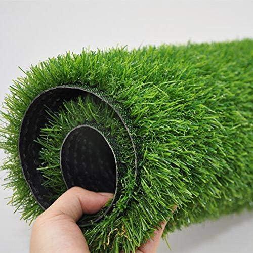 GAPING 人工芝、人工芝、屋内と屋外の風景に適した人工芝敷物、面積1x2m、高さ15mm、2色あり (Color : B 1x4m)