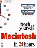 Teach Yourself Macintosh in 24 Hours, Hayden Books Staff, 1568304080