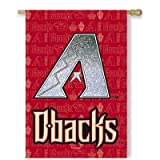 MLB Arizona Diamondbacks Vertical Flag