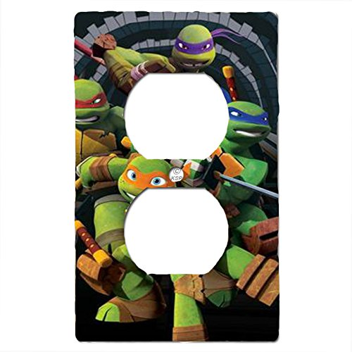 ninja turtle light cover - 8