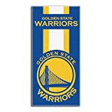 "NBA Golden State Warriors""Zone Read"" Beach Towel, 30-inch by 60-inch"