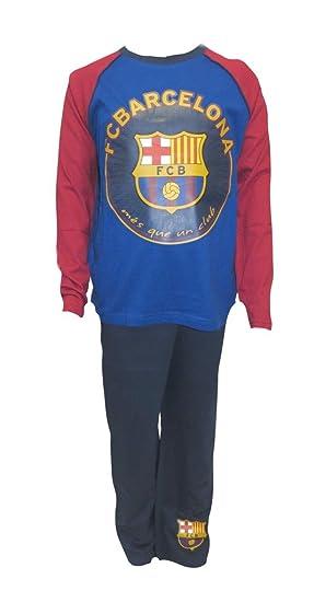 FC Barcelona Football Club Pyjamas 4-5 Years Multicoloured