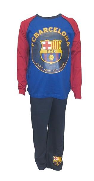 Pijama del FC Barcelona Fútbol Club multicolor ...
