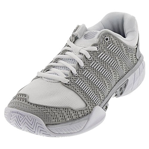 Women's Tennis Hypercourt Express White K Shoe Silver Swiss 5IzawaqH