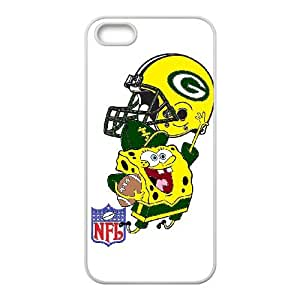 Green Bay Packers iPhone 4 4s Cell Phone Case White persent zhm004_8488497