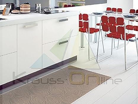 Catral 40020012 Tappeti cucina e corridoio, Grigio, 2500 x 67 x 0.5 ...