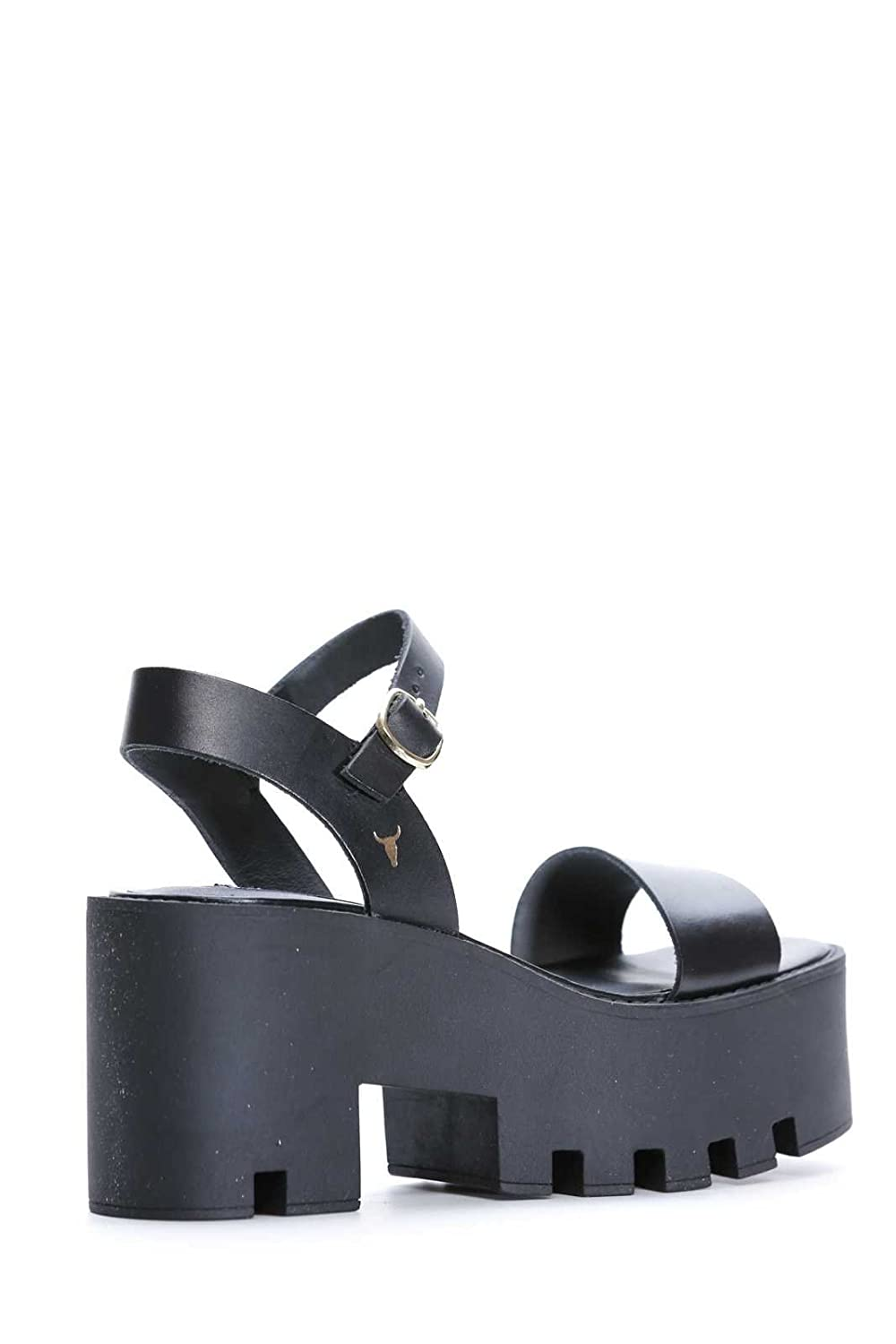 Women'S Shoes Windsor Smith Wss Duffy Blk Black 1/i Spring Summer 2018