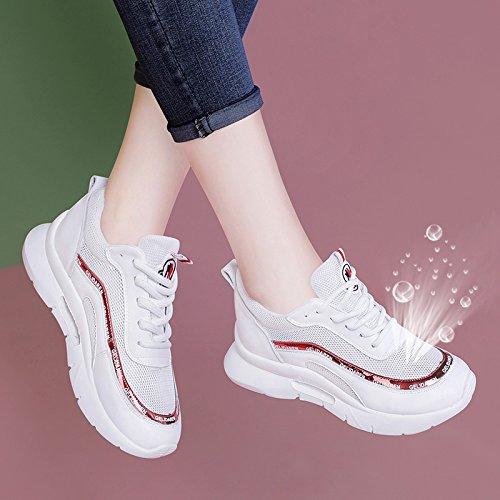 GTVERNH Damen damen Pumps HeelsMädchen Joggen Joggen Joggen Sommer Studenten Sportliche Schuhe Schuhe fdd591