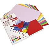 Clairefontaine Origami Coloured Paper, 20 x 20 cm - Assorted Colours