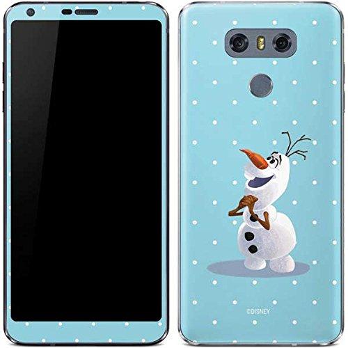 Frozen G6 Skin - Olaf Polka Dots | Disney & Skinit Skin
