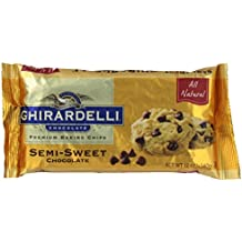 Ghirardelli, Semi Sweet Chocolate Chips, 12 oz