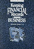 Keeping Financial Records for Business, Kaliski, Burton S. and Schultheis, Robert A., 0538633182