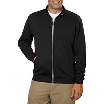 Amazon.com: Pebble Beach - Chaqueta con cremallera para ...