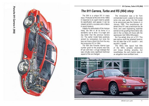 Porsche 911 Carrera, Turbo and RS 964 Ultimate Buyers Guide: Amazon.es: Peter Morgan: Libros en idiomas extranjeros