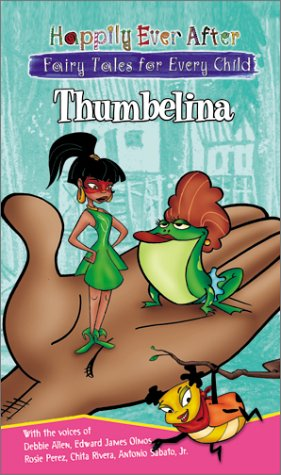 Thumbelina - Happily Ever After: Fairy Tales for Every Child [VHS] (Happily Ever After Fairy Tales For Every Child)