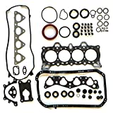 94 honda civic lx - ECCPP Head Gasket Set for 1988 - 1995 Honda Civic Del Wagovan DX LX CX 1.5L SOHC D15B7 D15B2