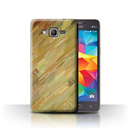 STUFF4 Phone Case / Cover for Samsung Galaxy Grand Prime / Bronze Palette Design / Autumn Fashion Collection (Bronze Grand Collection)