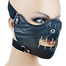 Hannibal Lector Motorcycle Mask Horror Halloween Cosplay