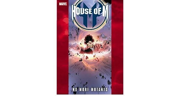 House Of M: No More Mutants HC: Amazon.es: David Hine ...