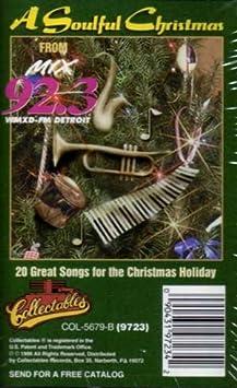 Soulful Christmas: Wmxd 92.3 FM Detroit Mich