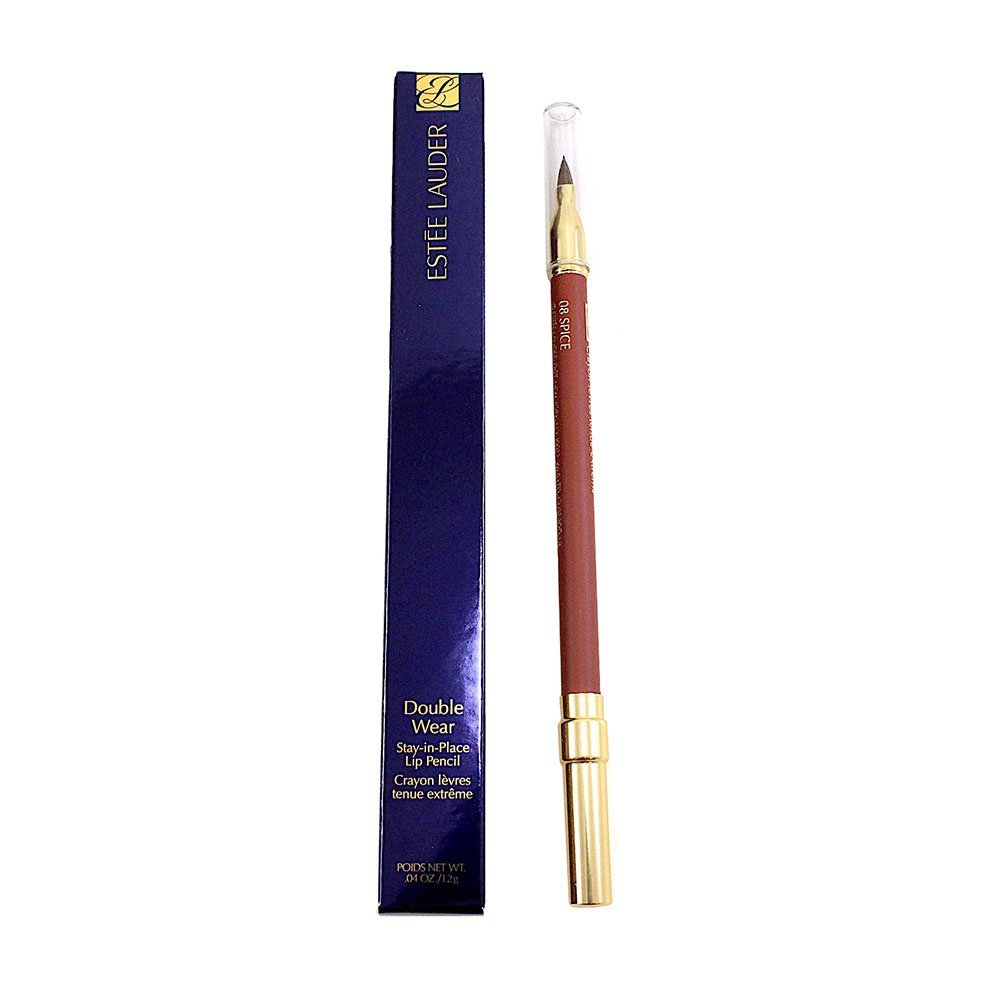 Estee Lauder Double Wear Stay-in-Place Lip Pencil for Women, Spice, 0.04 Ounce by Estee Lauder (Image #1)