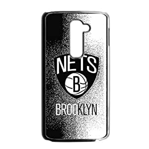 New Jersey Nets NBA Fahionable And Popular Back Case Cover For LG G2