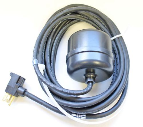 Mechanical Float Switch 20' Cord