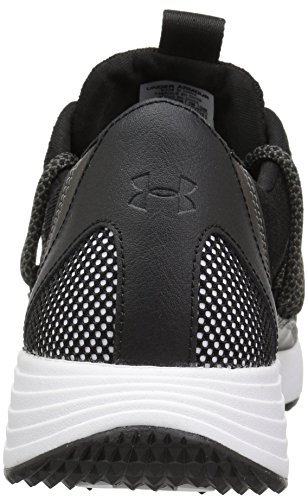 Ua De W Femme Noir Chaussures Fitness Armour blanc Lace Breathe Under O5qwax