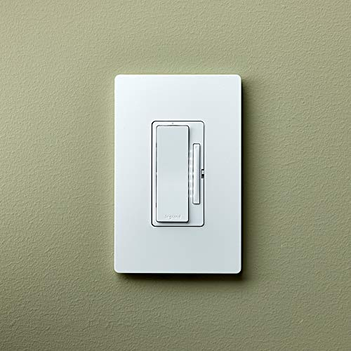 Legrand - Pass & Seymour Radiant Smart WWRL50WH Tru-Universal Wi-Fi Enabled Dimmer, White by Pass & Seymour (Image #2)