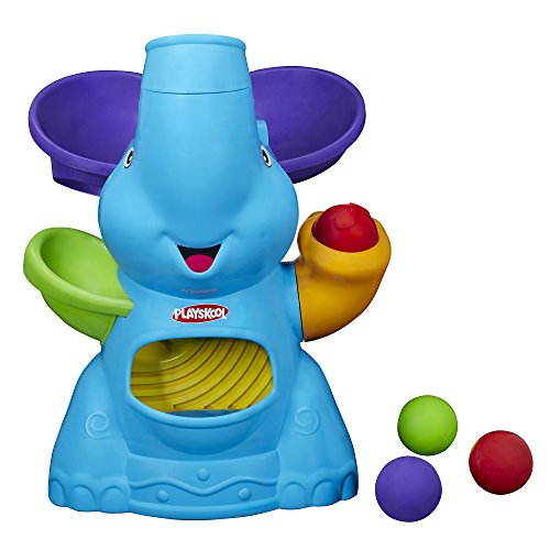 Playskool Poppin Park Elefun Busy Ball Popper -