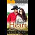 Mail Order Bride: Ellen's Heart: Inspirational Historical Western (Pioneer Wilderness Romance series Book 16)