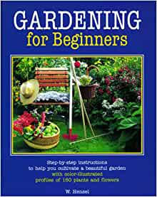 Gardening For Beginners Wolfgang Hensel 9780764151644 Books