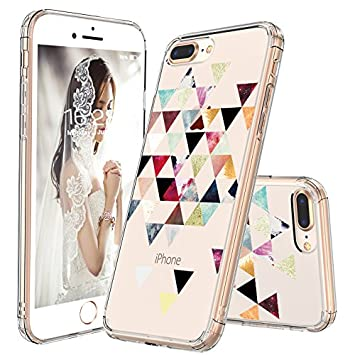 coque iphone 8 motif geometrique