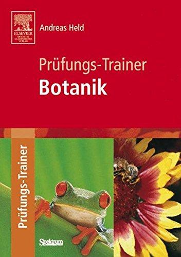 Prüfungs-Trainer Biologie der Pflanzen