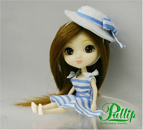 Little Pullip Purezza Doll Model #01 groove