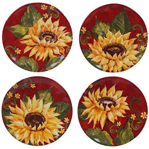 Certified International Sunset Sunflower 6