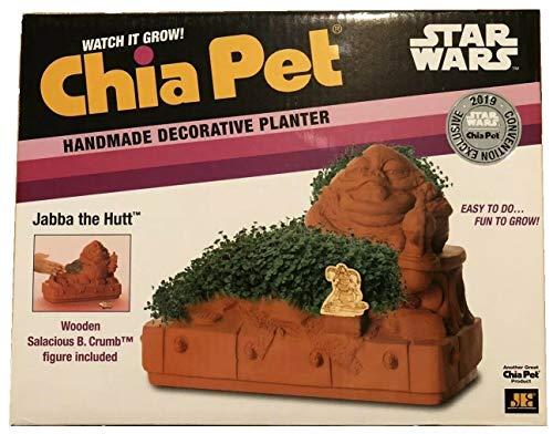 Jabba The Hutt Pet - Chia Jabba The Hutt Pet Star