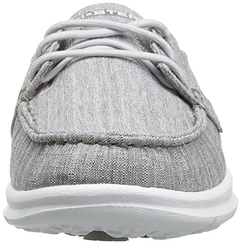 Gray Damen Step Taupe Bootschuhe Riptide Marina Go Skechers pYTZq6Y