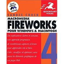Fireworks 4 quickstart visuel