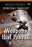 AUDIO CD-WEAPONS THAT PREVAIL (SPIRITUAL CONFLICT SERIES)  (4 CD)
