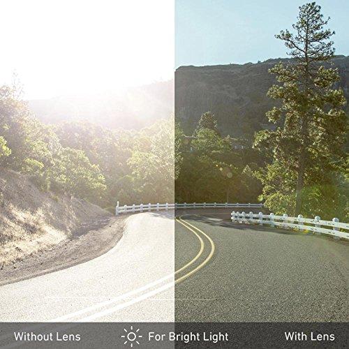 Opciones Kaenon Burny — Medianoche De Polarizados Lentes Para Mirrorshield Múltiples Sol Repuesto Revant q40SIwA1c