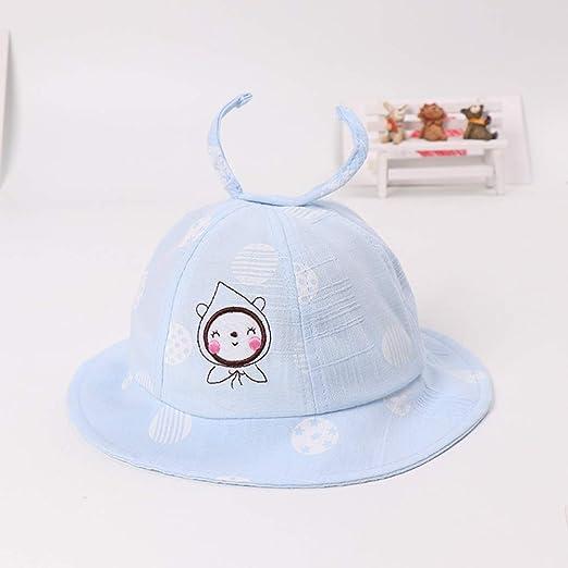 zhuzhuwen Sombrero de Red Suave para niños Versión Coreana de ...