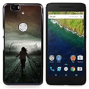 Stuss Case / Funda Carcasa protectora - Courir Signification Effrayant - Huawei Google Nexus 6P