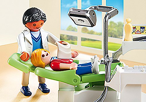 Playmobil Dentista con Paciente 6662 8