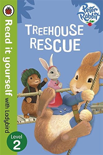 (Read It Yourself with Ladybird Peter Rabbit Treehouse)